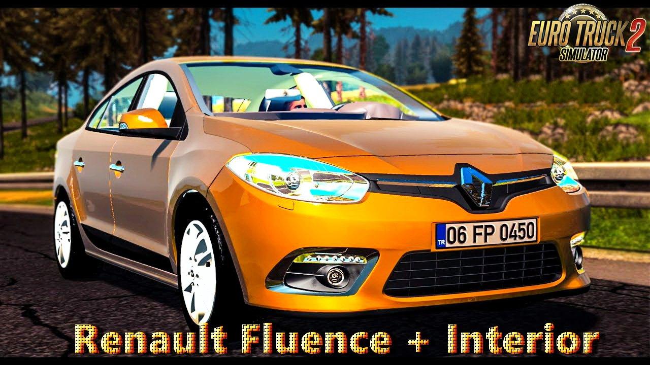 Renault Fluence Interior V1 4 1 38 X Ets2 Mods Euro Truck Simulator 2 Mods Ets2mods Lt