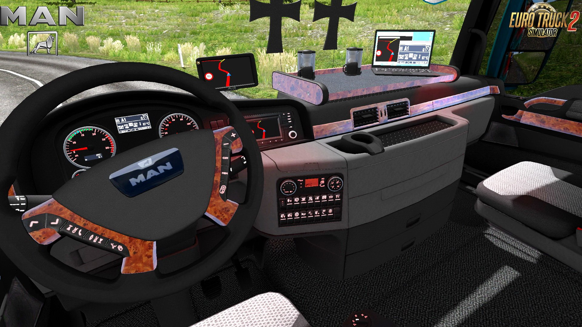 Man Tgx Euro 6 V2 0 By Madster 1 30 X Ets2 Mods Euro
