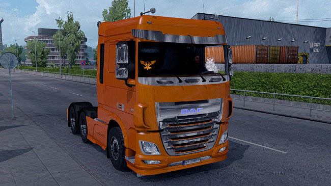 REAL PACCAR MX 13 SOUND FOR DAF XF EURO6 V3 0 1 35 X | ETS2