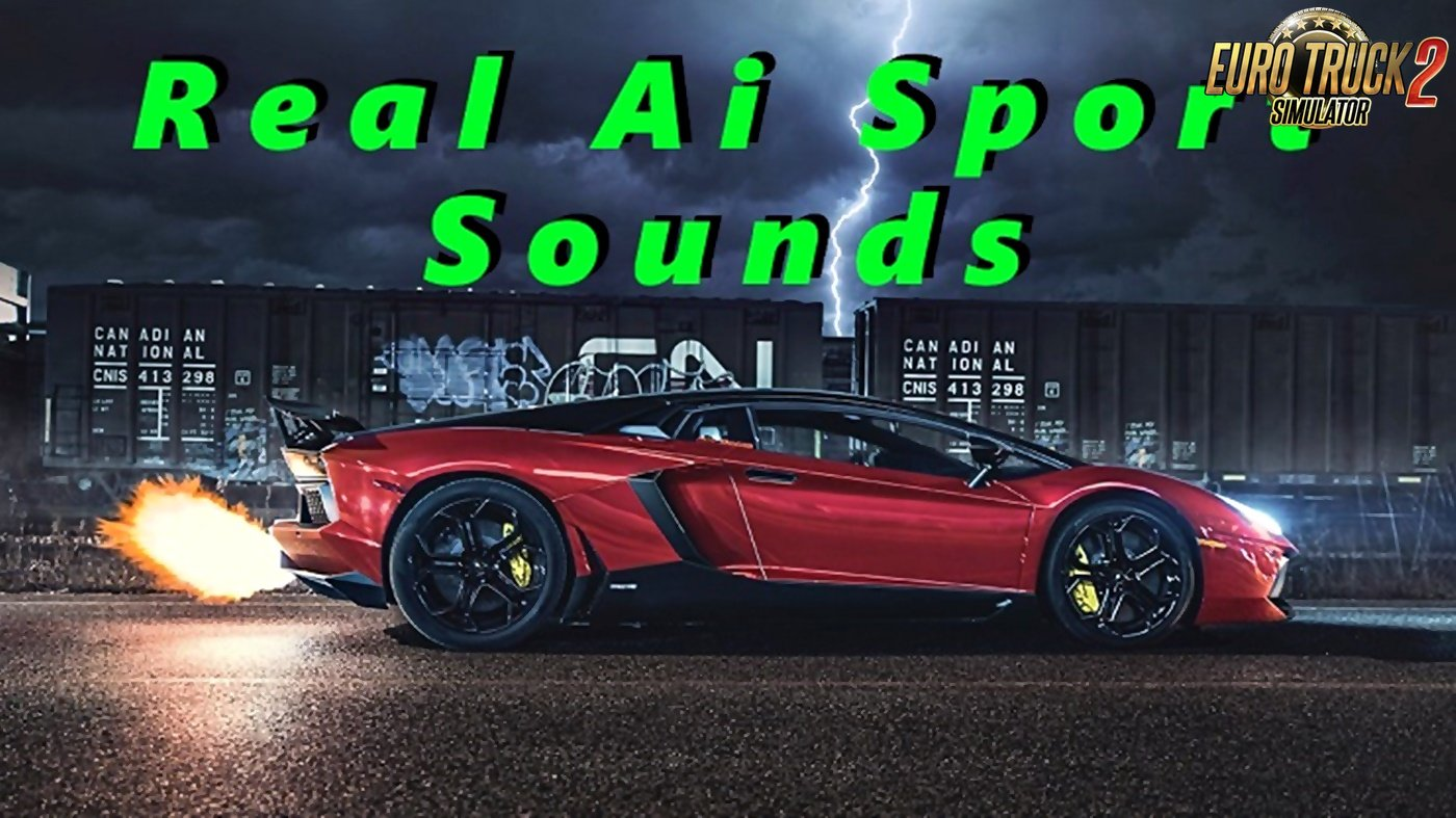 Sounds For Sport Cars In Traffic Pack V3 5 By Trafficmaniac 1 34 X Ets2 Mods Euro Truck Simulator 2 Mods Ets2mods Lt