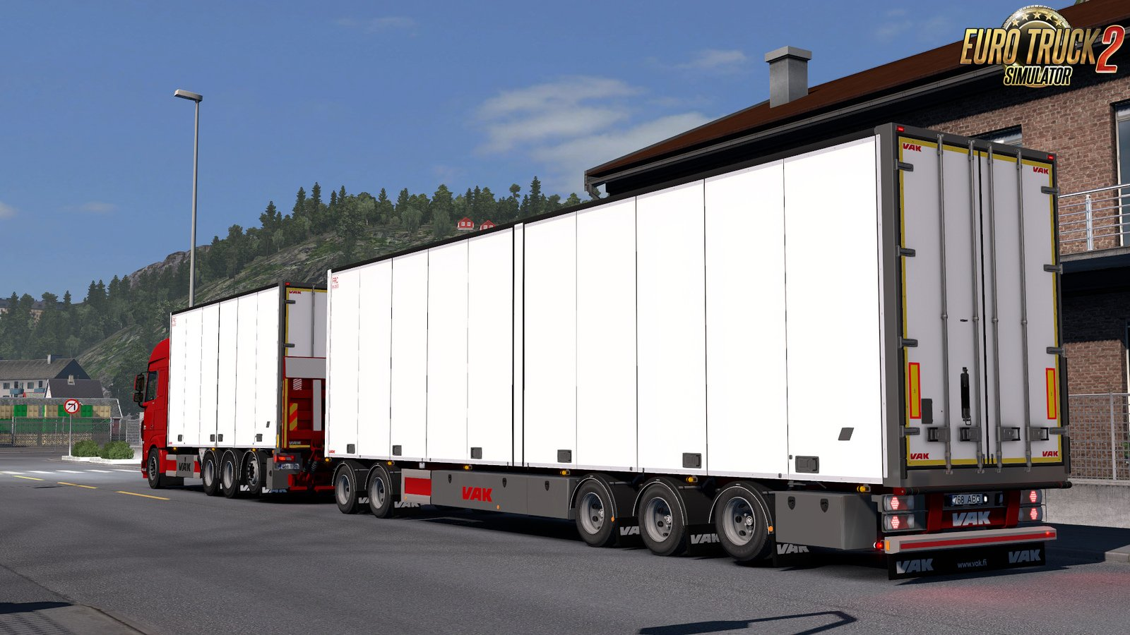 Vak Trailers V23 By Kast 134x Ets2 Mods Euro Truck