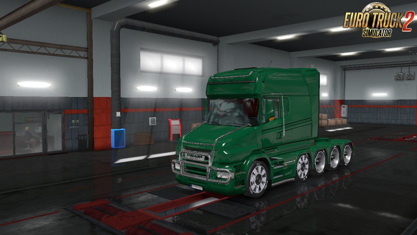 Tuning addon mod for scania t by rjl 1 34 x ets2 mods euro truck simulator 2 mods ets2mods lt