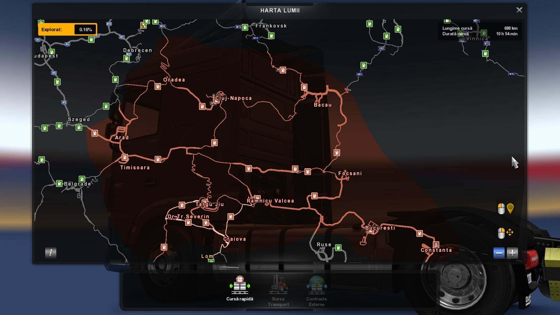 Europe Extended Map V1 1 Ets2 Mods Euro Truck Simulator 2 Mods
