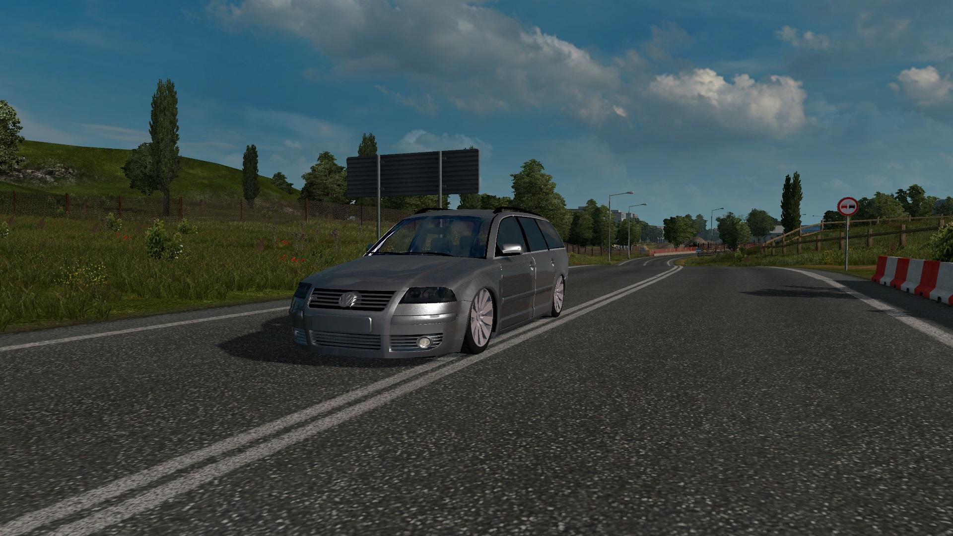 Volkswagen Passat B5 V2 1 Ets2 Mods Euro Truck Simulator 2 Mods Ets2mods Lt