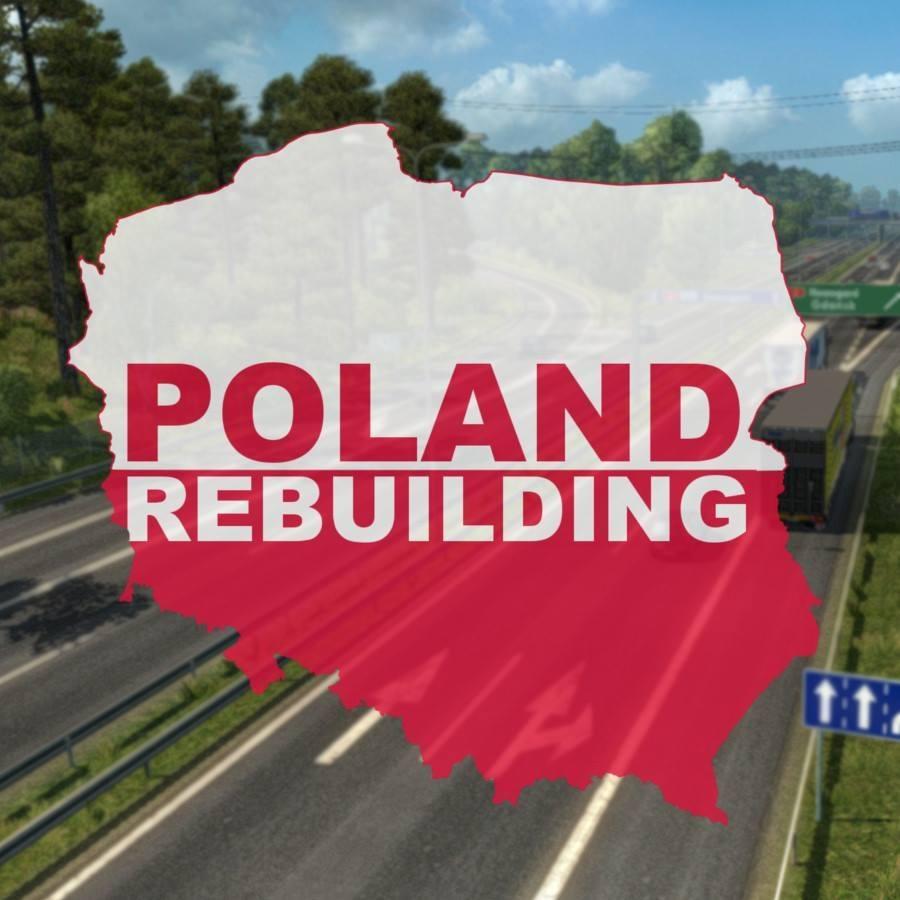 POLAND REBUILDING V2 1 (for ProMods 2 25) [1 30 X] | ETS2