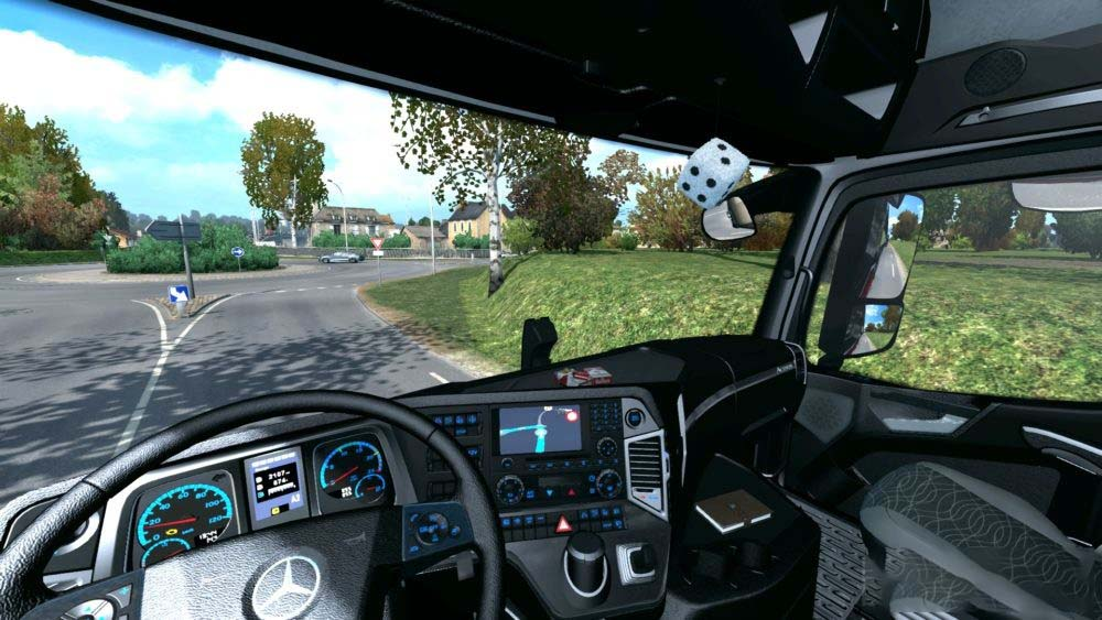 Best Realistic Graphic Reshade Mod | ETS2 mods | Euro truck
