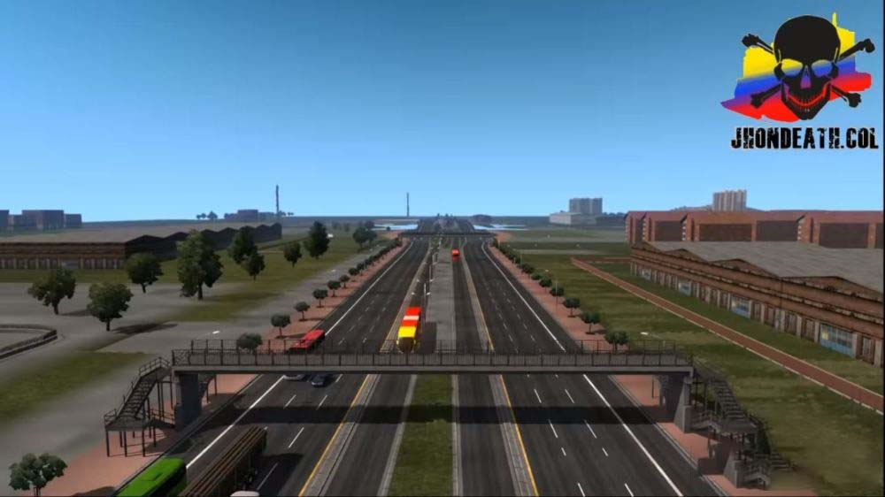 Colombia Map V4 0 Ets2 Mods Euro Truck Simulator 2 Mods