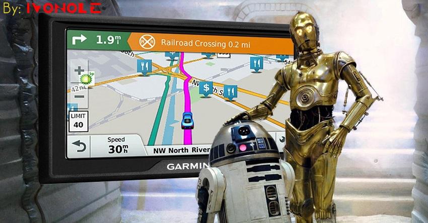 Navigation GPS Voice Star Wars – C-3PO 1 35 x | ETS2 mods