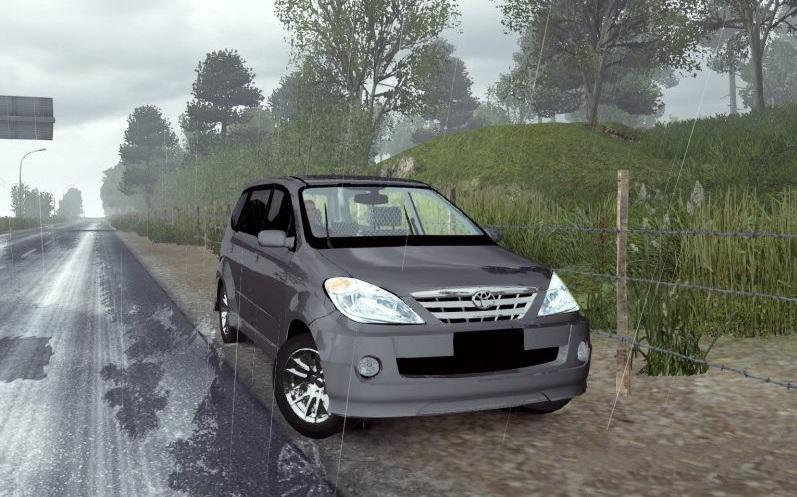 6400 Mod Bussid Mobil Avanza Old HD Terbaik