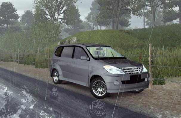Toyota Old Avanza [1 28 - 1 30] | ETS2 mods | Euro truck