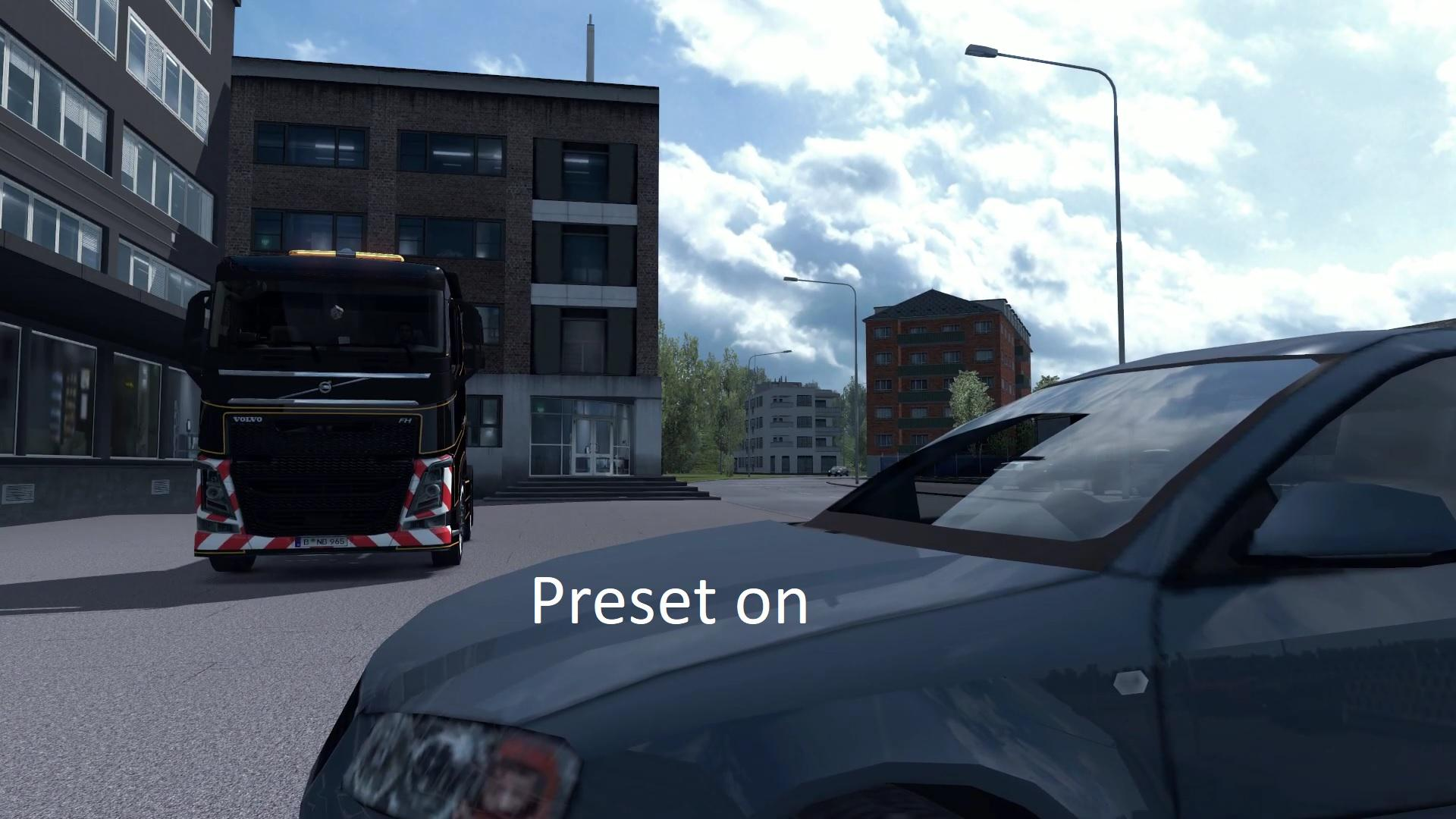 Best Graphics Preset by mc2rok v1 0 1 35 x | ETS2 mods