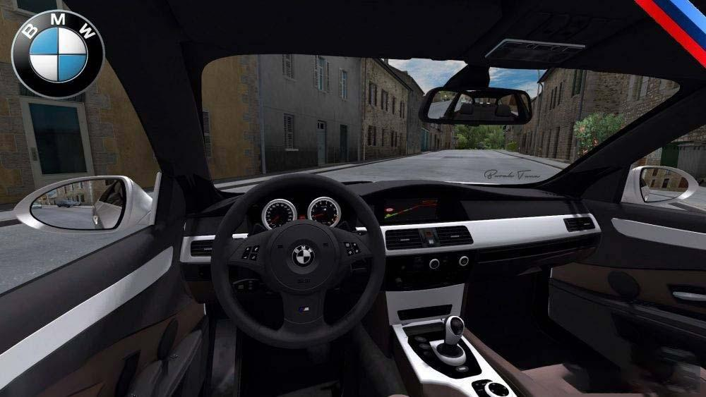 BMW 5 Series E60 Pack fix 1 31 x | ETS2 mods | Euro truck simulator