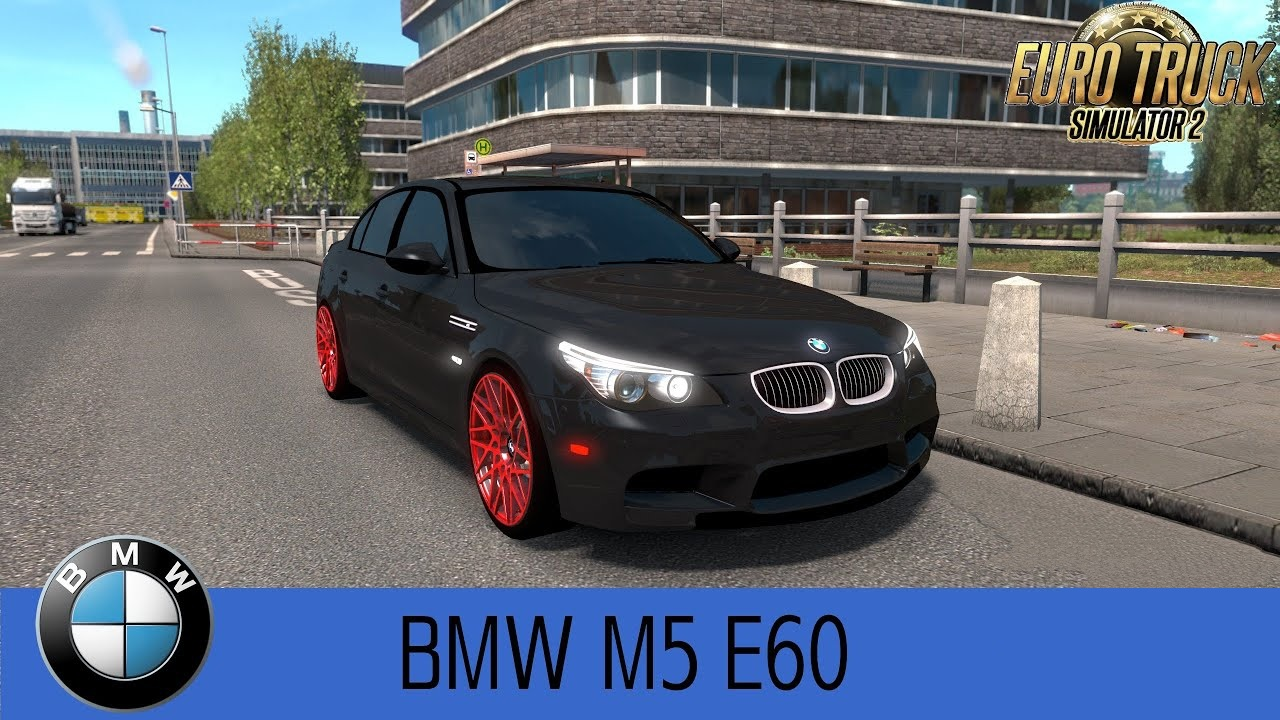 Bmw M5 E60 1 36 X Ets2 Mods Euro Truck Simulator 2 Mods Ets2mods Lt