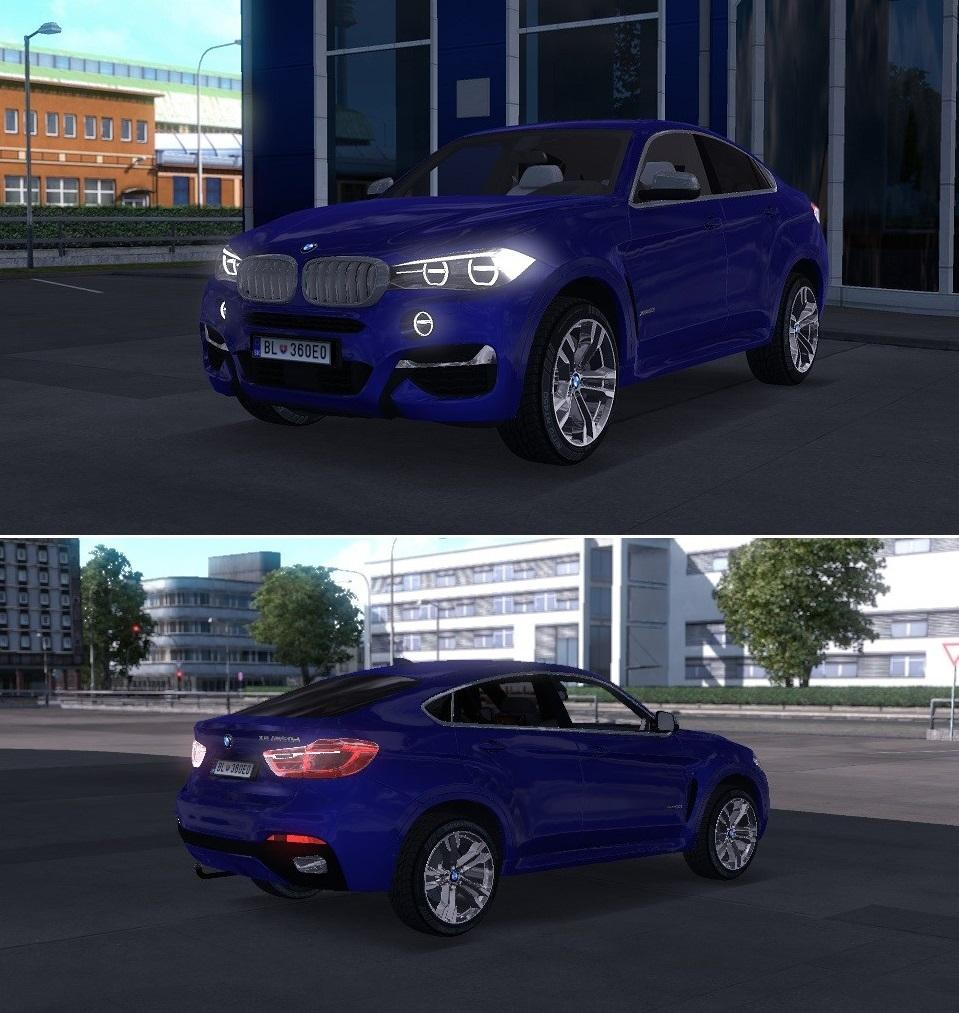 Bmw X6 Xdrive50i: BMW X6 XDrive50i + Dealer Fix 1.33