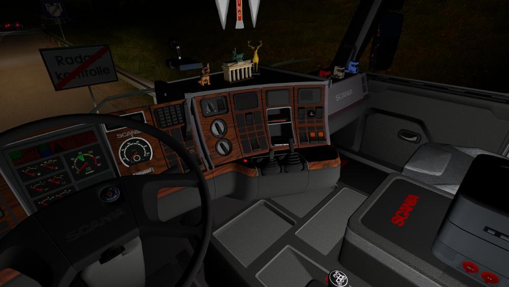 Scania 3 BDF + Dealer fix [1 32 x + 1 33 x] | ETS2 mods