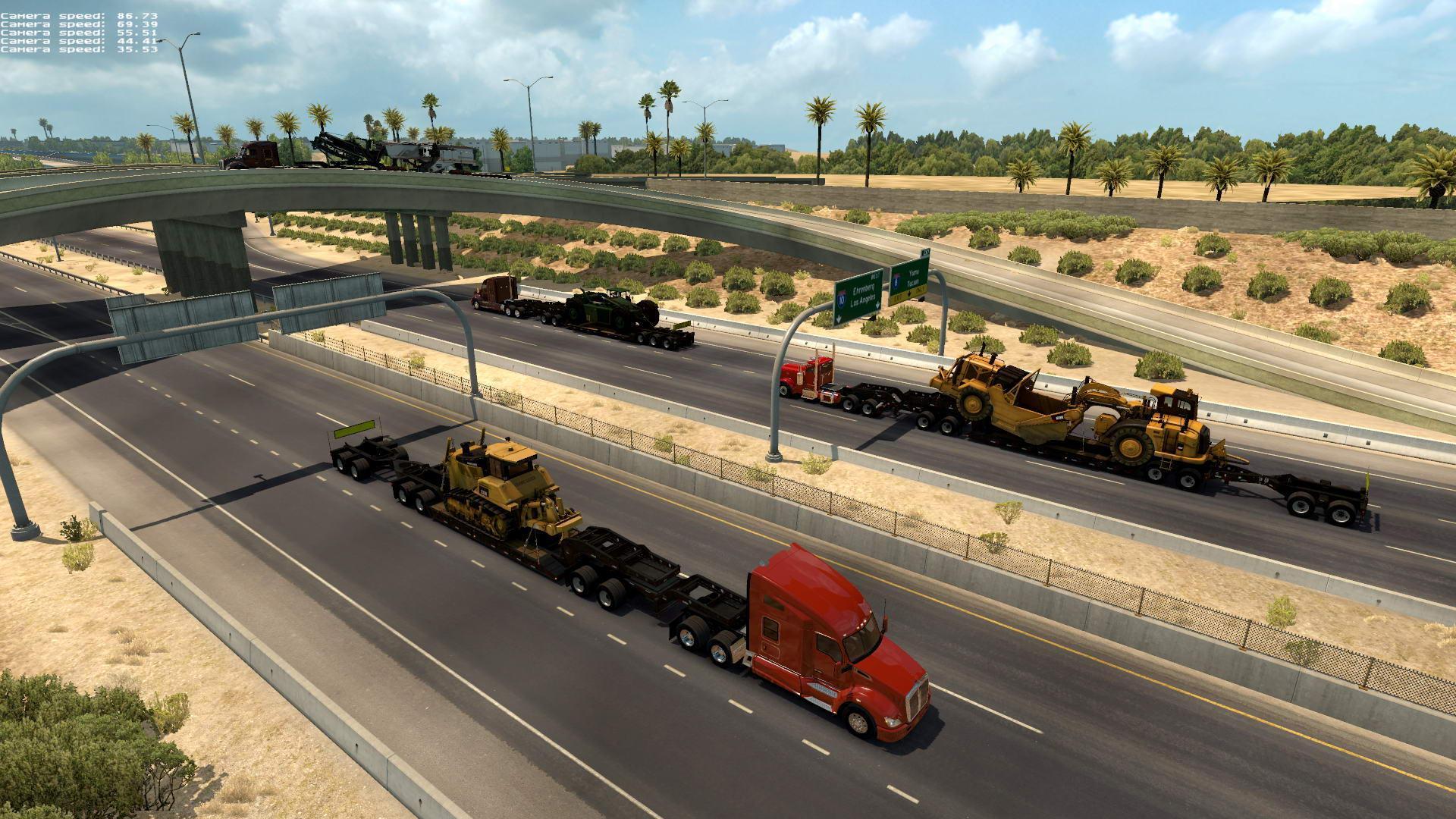 DLC HEAVY CARGO IN TRAFFIC V2 0 1 33 X | ETS2 mods | Euro