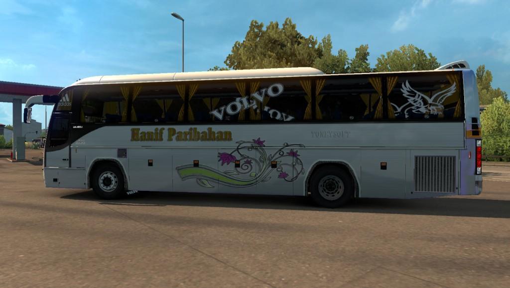 B12BTX Bus+Passenger mods+ Hanif Bus skin BD HD [1.31.x] | ETS2 mods | Euro truck simulator 2 ...