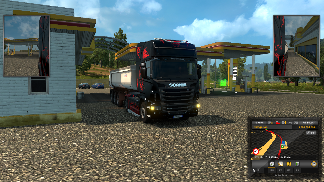 euro truck simulator free download full version pc with crack