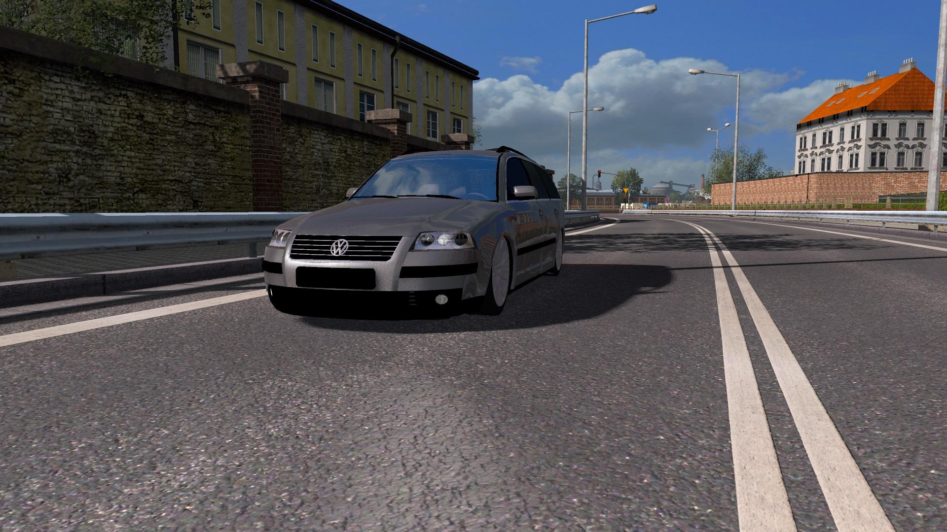 Volkswagen Passat B5 V2 2 Ets2 Mods Euro Truck Simulator 2 Mods Ets2mods Lt