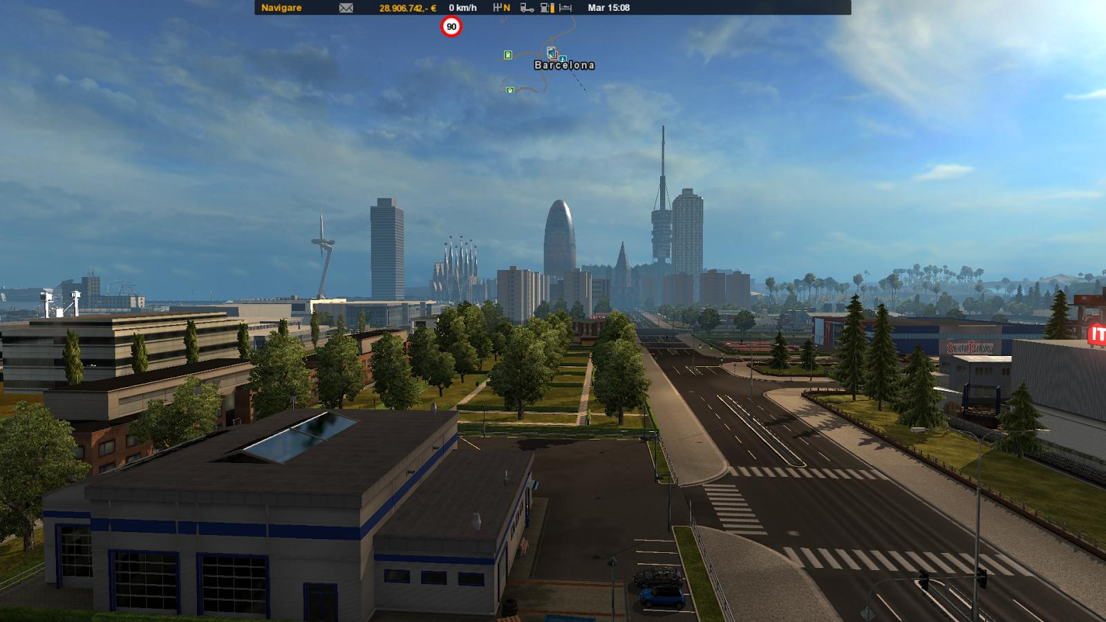 EUROPE EXTENDED MAP V1.1 [1.30.X] | ETS2 mods | Euro truck