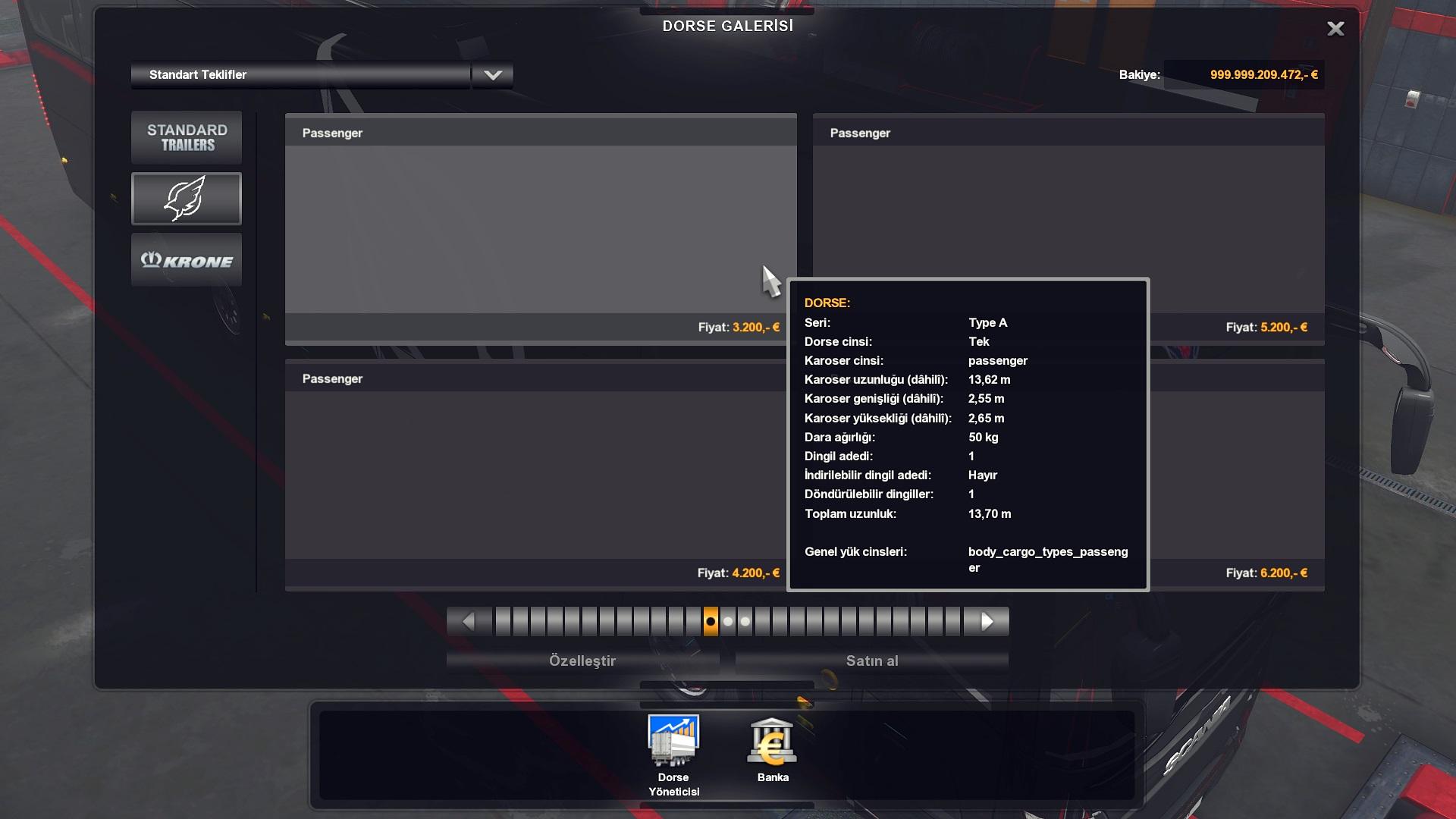 Bus Terminal Passenger Mod | ETS2 mods | Euro truck simulator 2 mods