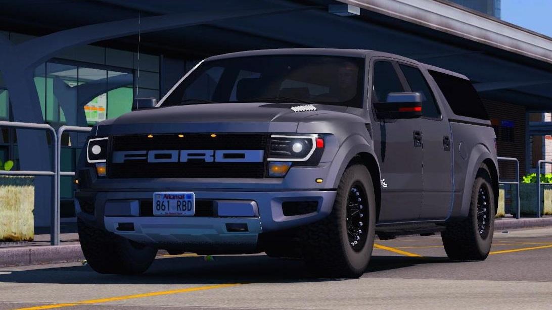Ford F150 Svt Raptor 2019 1 35 X Ets2 Mods Euro Truck Simulator 2 Mods Ets2mods Lt