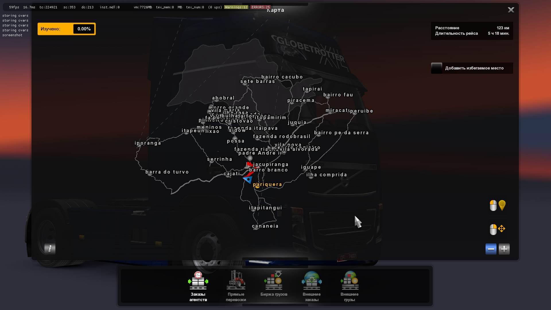 Mapa Eldorado V1 7 1 1 36 X Ets2 Mods Euro Truck Simulator 2