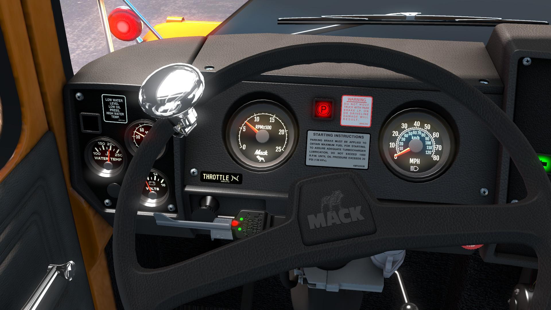 MACK R SERIES V1 5 1 35 X | ETS2 mods | Euro truck simulator
