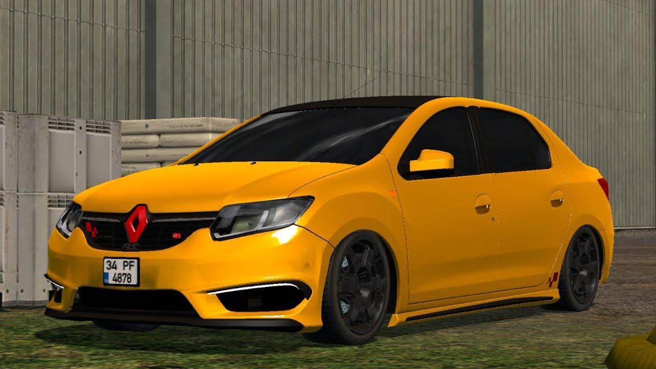 Renault Symbol 2015 Fix 1 32 X Ets2 Mods Euro Truck Simulator