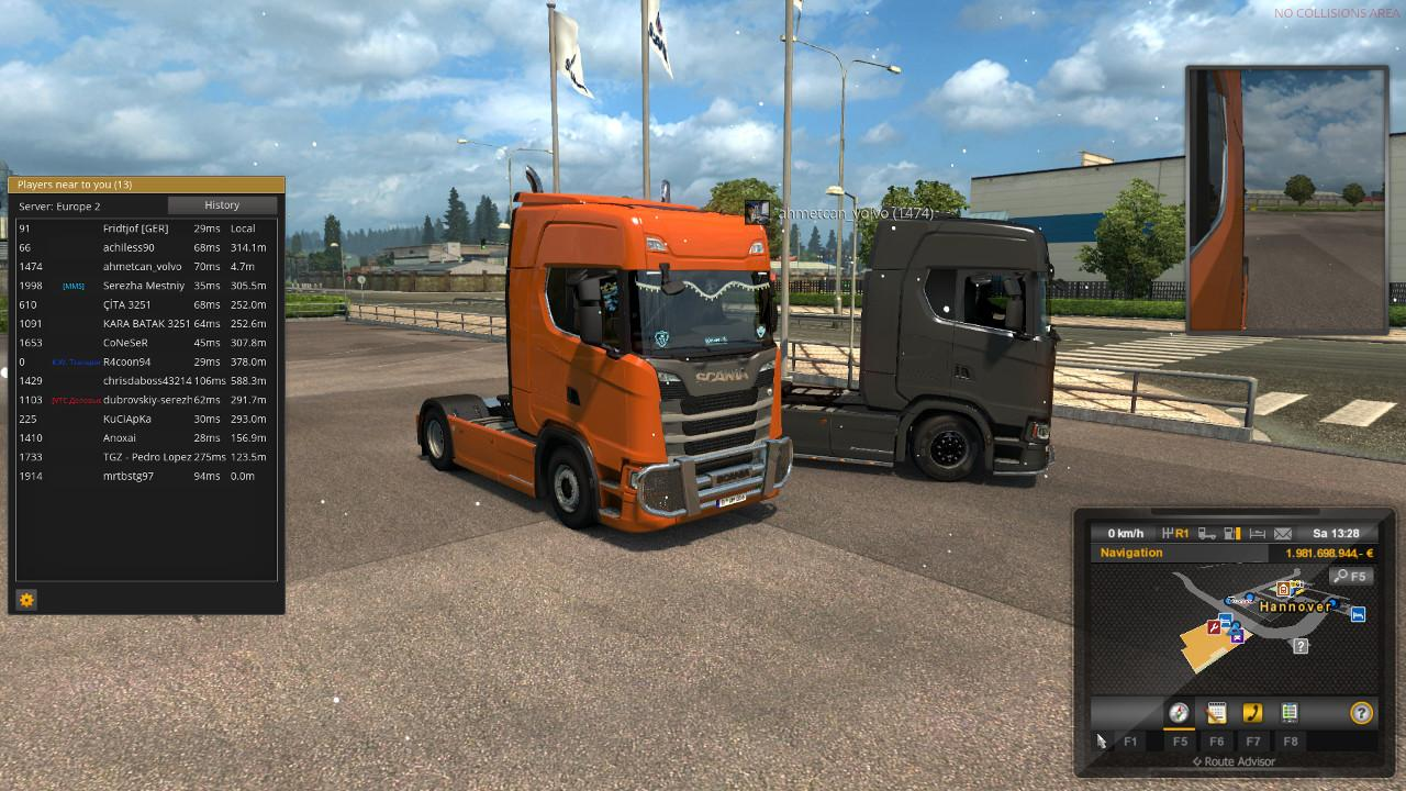 mighty griffin tuning for scania s multiplayer compatible. Black Bedroom Furniture Sets. Home Design Ideas