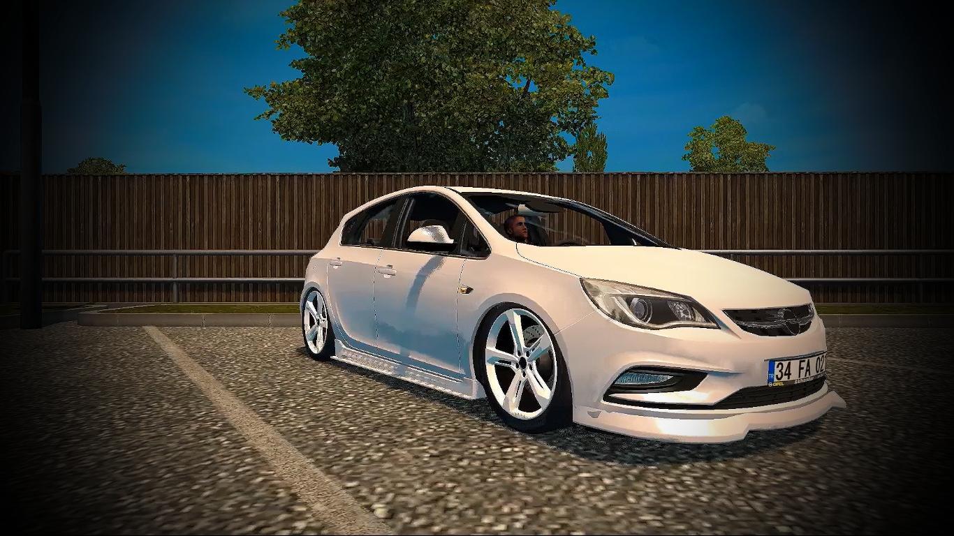 Opel Astra J V2 0 1 30 X Ets2 Mods Euro Truck Simulator 2 Mods Ets2mods Lt