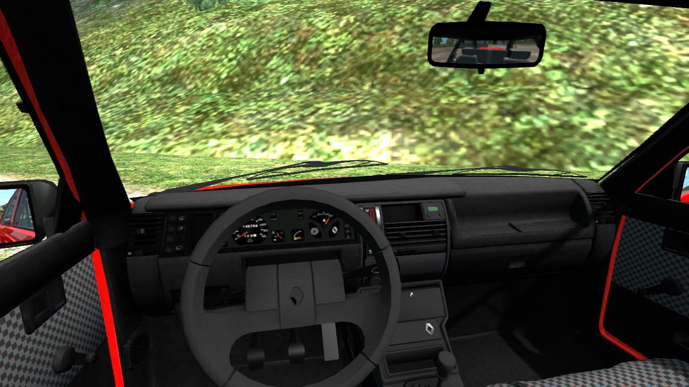 Renault 9 (1 35 x) | ETS2 mods | Euro truck simulator 2 mods