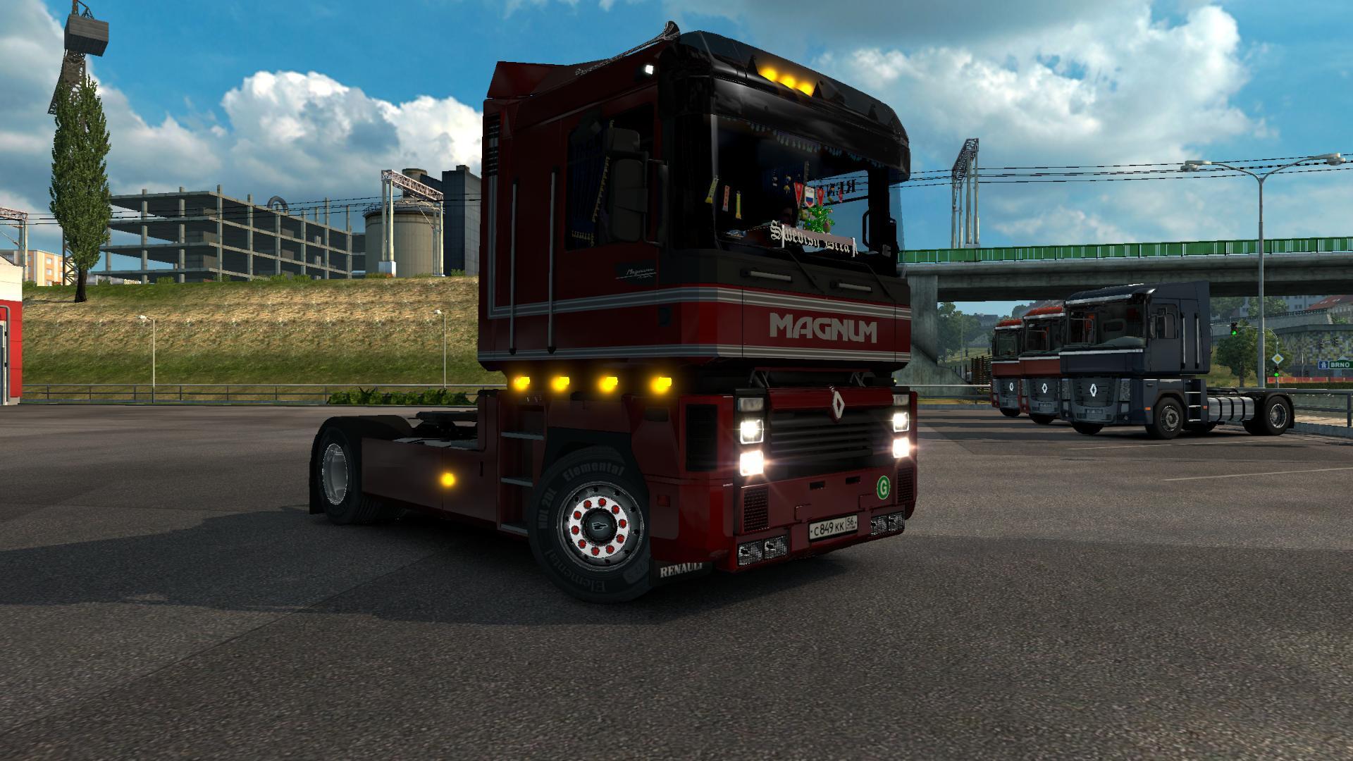 renault integral 390 new 2016 for ets2 mods euro truck simulator 2 mods. Black Bedroom Furniture Sets. Home Design Ideas