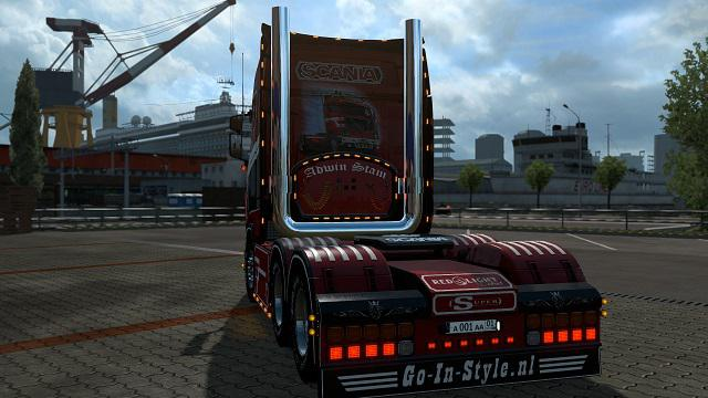 Euro Style Lighting >> Scania Next Gen High Pipe with Airbar v1.1 by Sad Wolf 1 ...