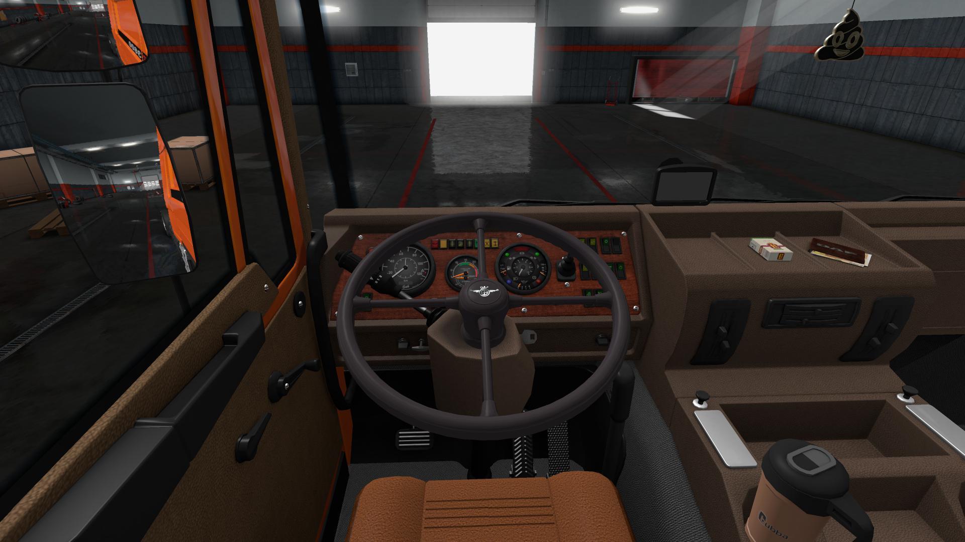 Ets2 Mods Steering Wheel, Steering Wheel Addon For Daf F 1 33 X Ets2 Mods Euro Truck Simulator 2 Mods Ets2mods Lt, Ets2 Mods Steering Wheel