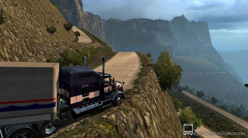 Australia Map Ets2.Tasmania Australia Map Final Ets2 Mods Euro Truck Simulator 2