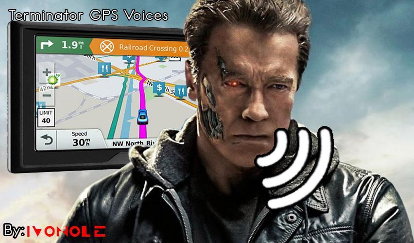 NAVIGATOR GPS VOICES