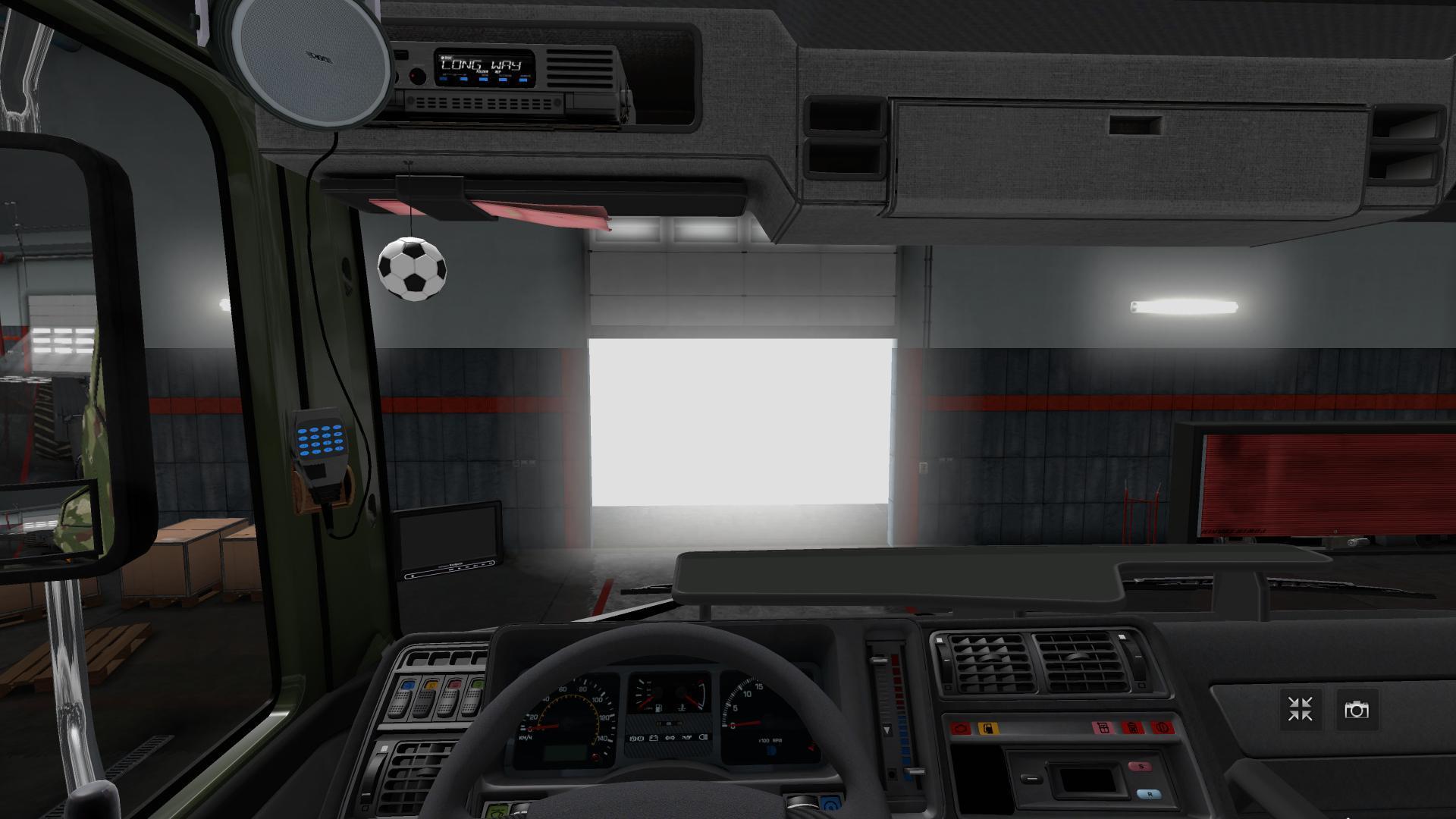 URAL TAGANAY V1 0 [1 31 X] | ETS2 mods | Euro truck