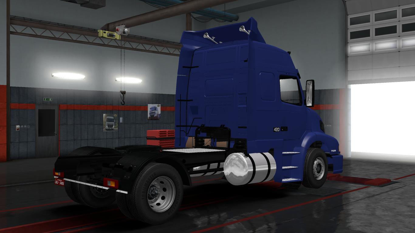 Volvo Dealers Nh >> Volvo Nh12 V2 0 1 30 X Ets2 Mods Euro Truck Simulator