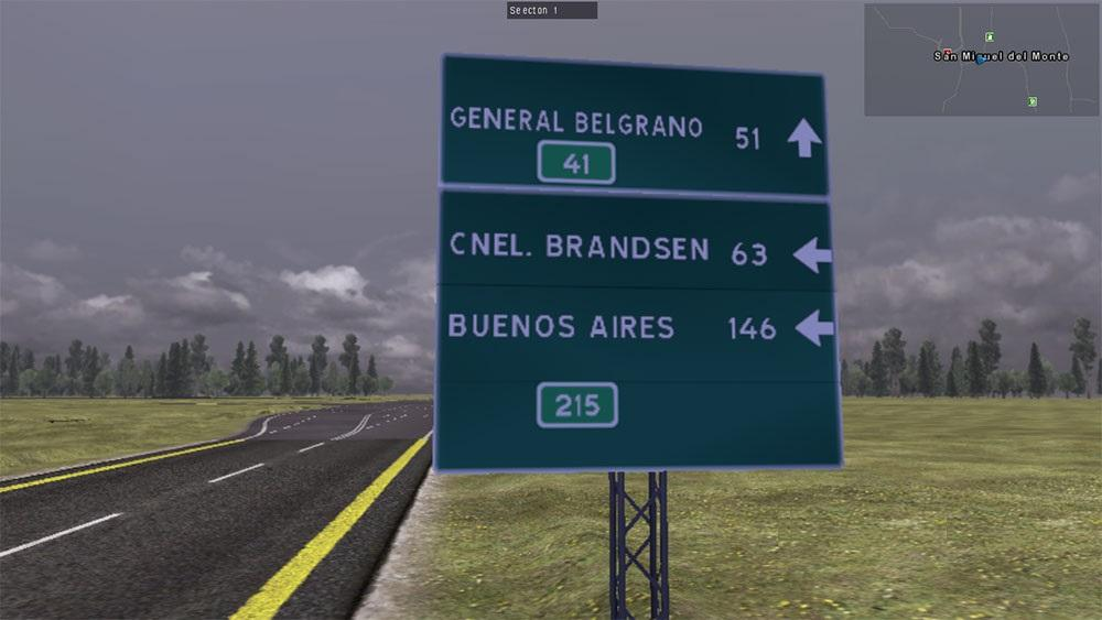 ARGENTINA MAP BETA V ETS Mods Euro Truck Simulator Mods - Argentina map ets2