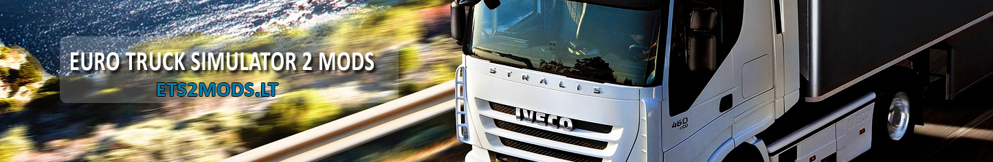 Euro truck simulator 2 mods | ets2mods.lt
