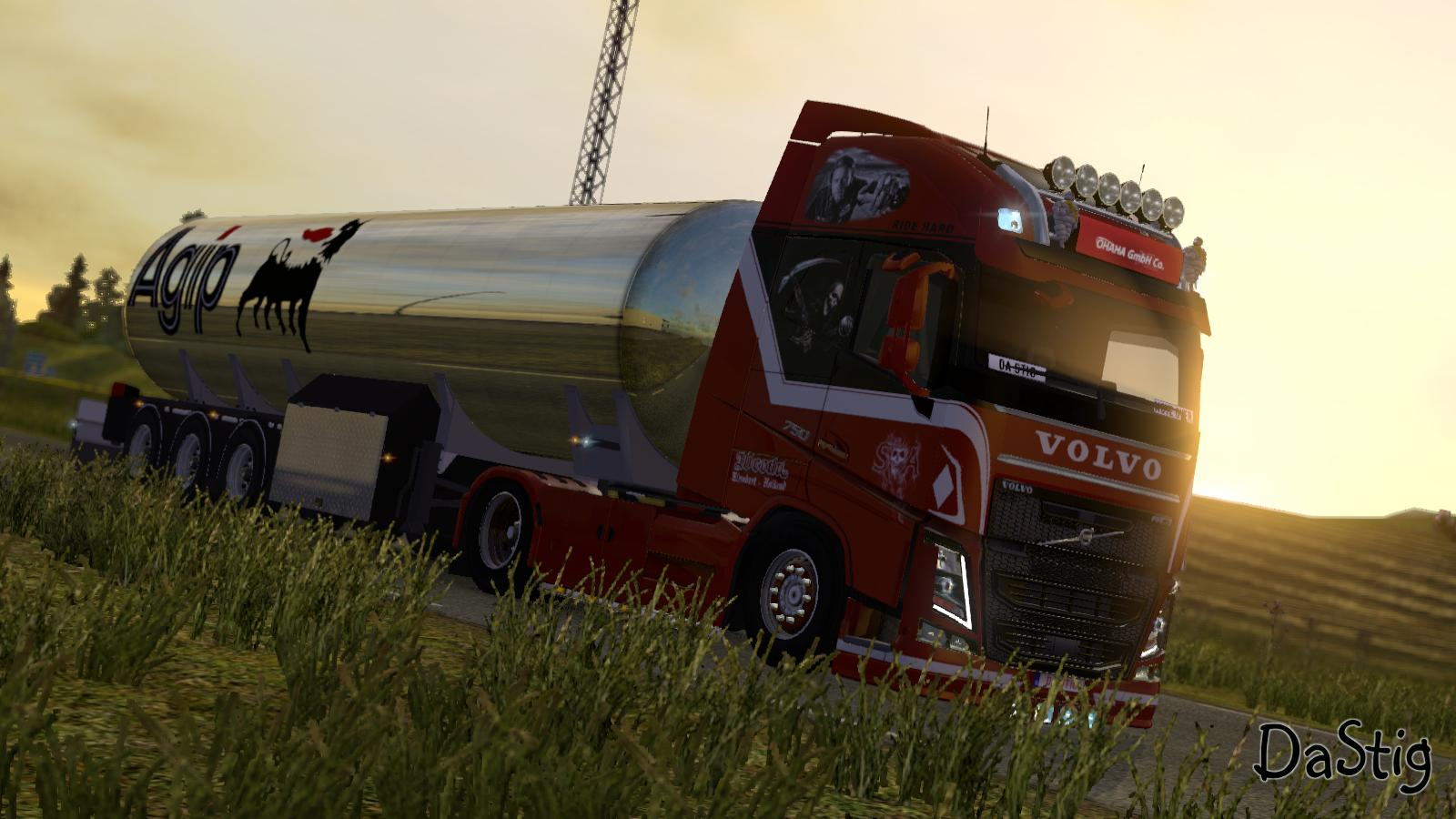 weeda v1 ets2 mods euro truck simulator 2 mods. Black Bedroom Furniture Sets. Home Design Ideas