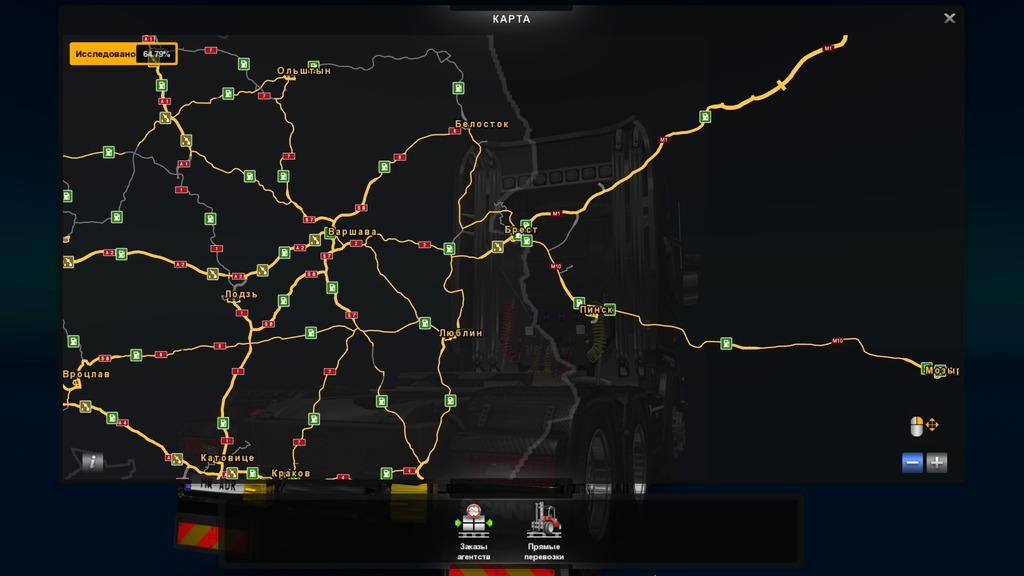 rus map v1 4 9 ets 2 mods euro truck simulator 2 mods ets2mods lt