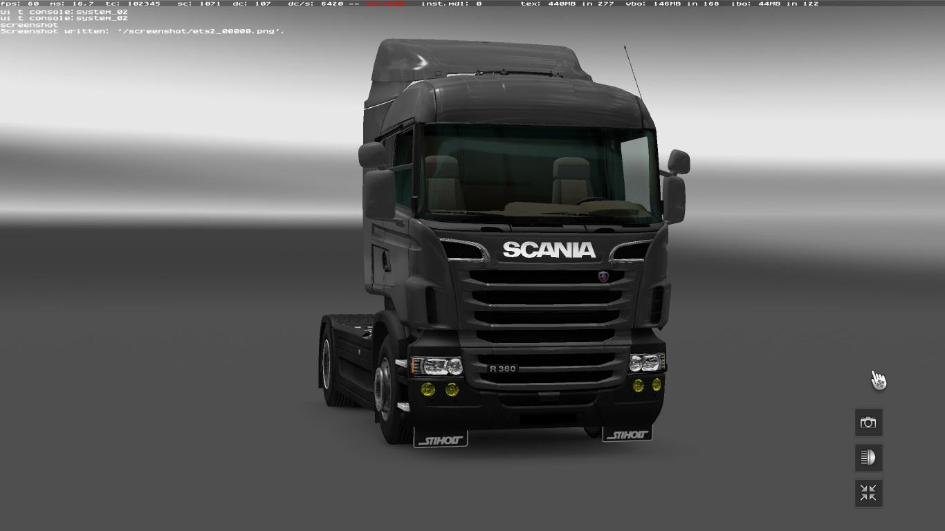 Tuning For Scania Rs By Rjl V2 2 Ets2 Mods Euro Truck