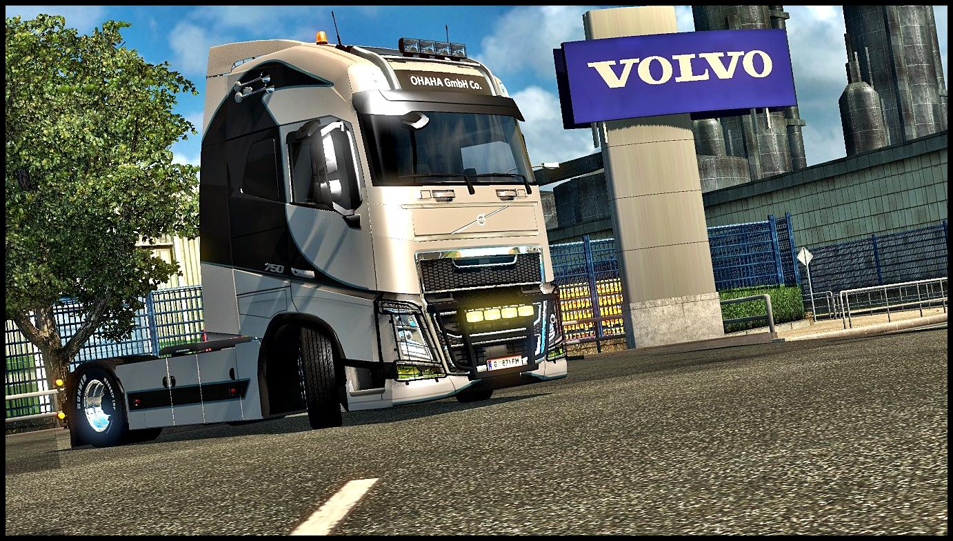 Iveco strator and volvo fh 2013 tuning euro truck simulator 2 mods - Volvo Fh16 2013 Ohaha Skin V1 17 Ets 2 Mods Euro