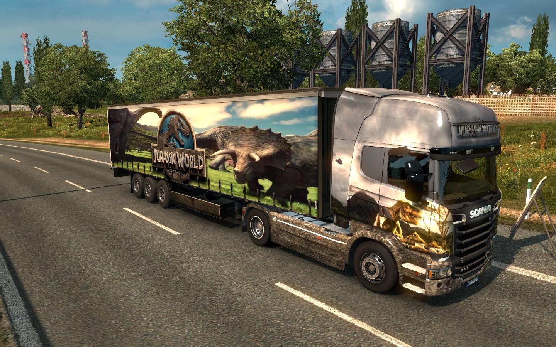 World of trucks моды скачать