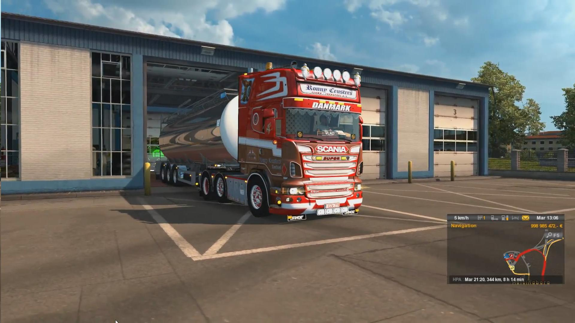 scania v8 sound v8 0 euro truck simulator 2 mods