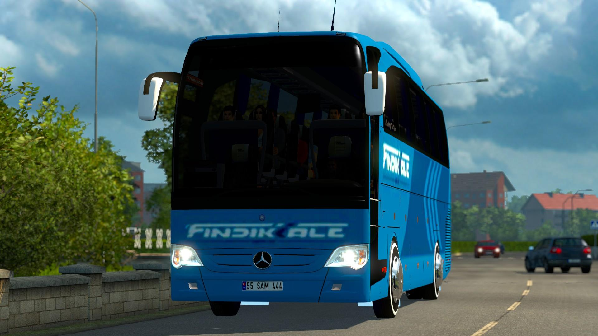Travego SHD 15 Final Tested on 1 18x | ETS2 mods | Euro