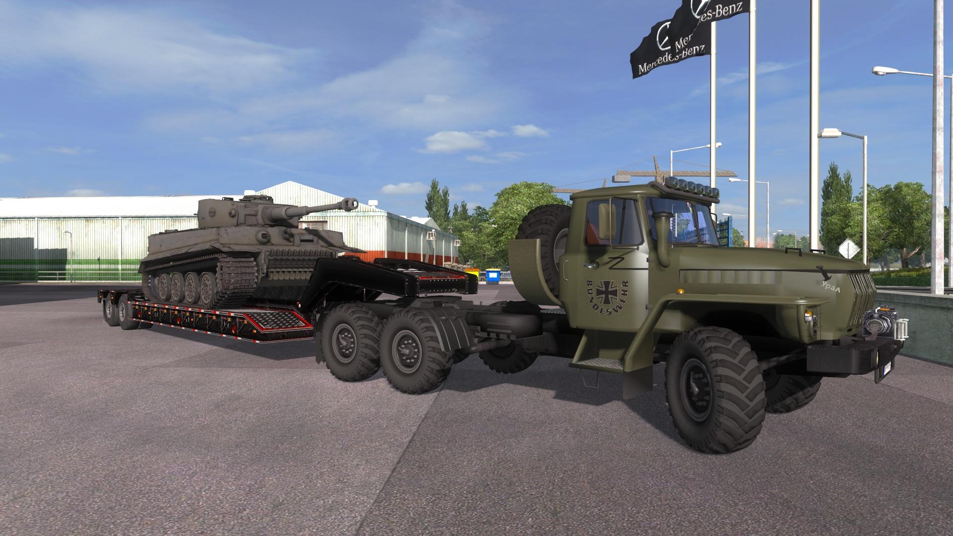 Ural 43020 V5