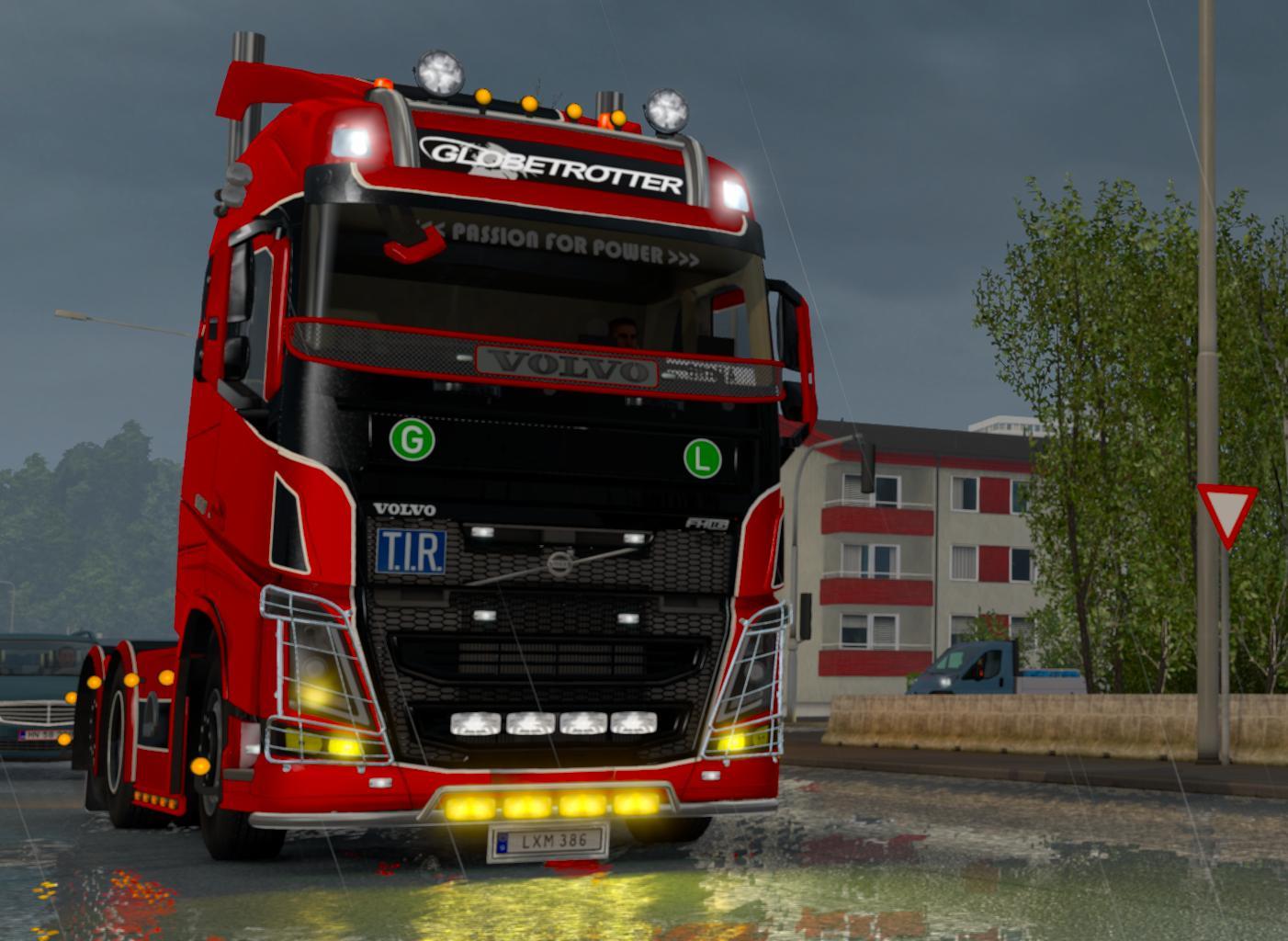 Daf xf tuning mod ets2 euro truck simulator 2 youtube - New Light For Scania Euro Truck Simulator 2 Mod Car Tuning